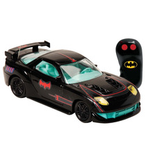 Carro Batman Controle Remoto Ação 3 Funções - Candide