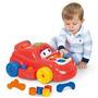 Carro Com Atividades Play Time - Cotiplás