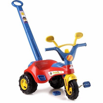 Triciclo Velotrol Infantil Policial Cotiplás