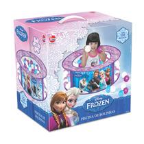 Piscina De Bolinhas Frozen Com100 Bolinhas - Lider C/ Frete