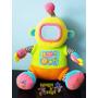Robô Aprender E Brincar Som E Luz Tenho Fisher Price Mattel