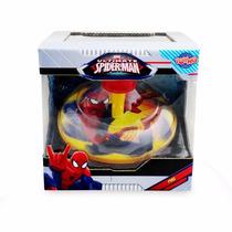 Pião Gigante De Plástico Homem Aranha Toyng 24298
