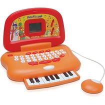 Laptop Piano Patati Patata Com 28 Atividades - Candide