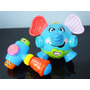 Lote Martelo Sons Divertidos E Elefante Bounce Fisher Price
