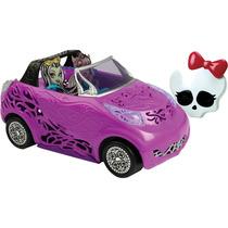 Carro Do Terror Monster High Com 7 Funçoes - Candide