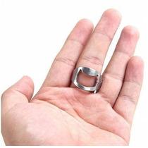 Anel Abridor De Garrafas Em Aço Inoxidável - 20mm