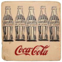 Porta Copos Em Resina Coca Cola Oldway