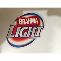 Bolacha Chopp Cerveja Brahma Light