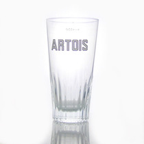Raro Copo Vidro Cerveja Stella Artois Usado Fora De Linha