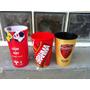 Copos Da Copa 2014 Kit- Sedex Grátis-brahma,budweiser & Coca
