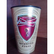Copo Copa Mundo Fifa 2014 Budweiser Quartas Brahma - Coca