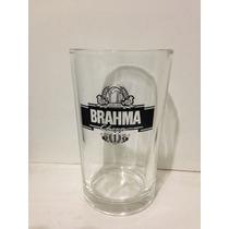 Antigo E Raro Copo Cerveja Brahma Chopp Nº 1