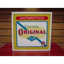 Luminoso Antarctica Original Rótulo 37cm - Frete Grátis