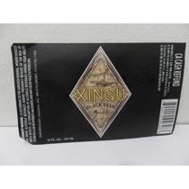 Rótulo De Cerveja (brasil) - Xingu Black Beer (novo)