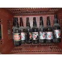 Antiga Garrafa De Cerveja Brahma E Antartica (a_p)