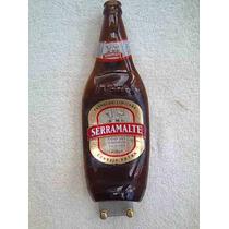 Porta Abridor De Cerveja Serramalte 600 Ml Produção Limitada
