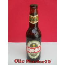 Garrafa De Cerveja Brahma Chopp - 300 Ml - Lacrada - Antiga