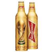 Cerveja Budweiser Rise As One - Garrafa De Aluminio Copa
