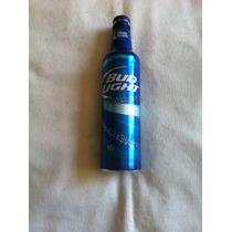 Garrafa De Alumínio Cerveja Bud Light Budlight 16 Oz