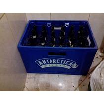 Engradados De Cervejas 600 Ml Com Garrafas(caixas+vasilhame)