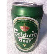 Lata Cerveja Cheia Ano 1995: Carlsberg 330ml - Fr Grátis