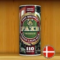 Cerveja Faxe Premium 110 Years Dinamarquesa