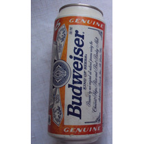Lata Cerveja Budweiser - Usa -1994 - Vazia - A42