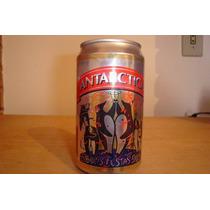 Lata Cerveja Antarctica Boas Festas 1996 - Vazia