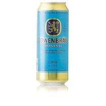 Latão Cerveja Lowenbrau 500ml Alemã