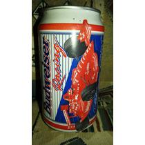 Lata Cerveja Cheia Budweiser Indy Car Racing 1995
