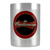 Porta Lata Térmico - Cerveja Budweiser - Churrasco - Bar