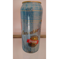 Latão De Cerveja Brahma Barretão 1998 Jeans Cheia 473 Ml