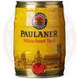 Barril Cerveja Paulaner Munchner Hell 5l