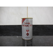 Lata Antiga Cerveja Antartica Export 350ml Anos 80 Lacrada