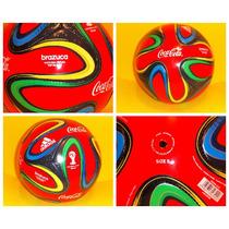 Bola D Futebol Guaraná Antarctica Dourada Copa Do Mundo 2014
