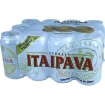 Cerveja Itaipava 350 Ml Pack Com 12