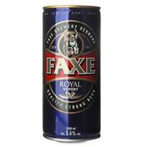 Cerveja Faxe Royal Export Latão 1litro