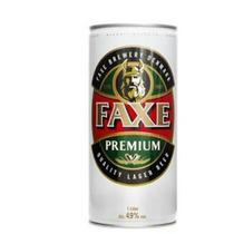 Cerveja Faxe Premium Latão 1 Litro