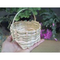Lindas Cestas De Bambu Para Arranjos Florais