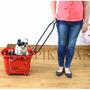 Carrinho De Passeio Para Cachorro Transporte Pet Cão Gato