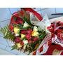 Bouquet, Ramanhelte Rosas Flores Campo Estiva Gerbi