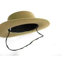 M Chapéu Camurça Infantil Mod. Campeiro Minuano Aba 5,5cm