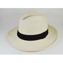 Chapéu Panamá Legitimo - Natural