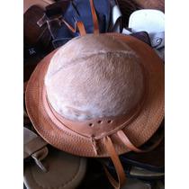 Chapéu De Couro Rei Do Baião (couro Legítimo)