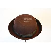 Chapéu Chaplin Coco - Excelente Qualidade - Várias Cores