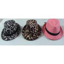 Chapéu Estilo Panamá Malandro Fashion Importado