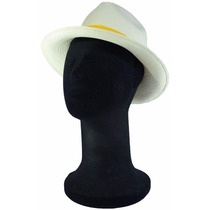 Chapéu Panamá Original Equador Masculino Feminino Dobrável