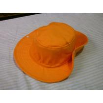 Chapéu Australiano Liso Cores - Kit C/ 10 Peças Frete Grátis