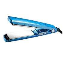 Prancha Mq Pro Nano Titanium Azul Bivolt
