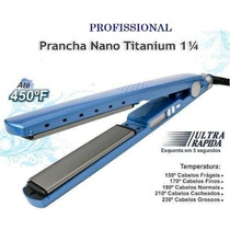 Prancha Baby Lis Nano Titanium Profissional Promoção Só Hoje